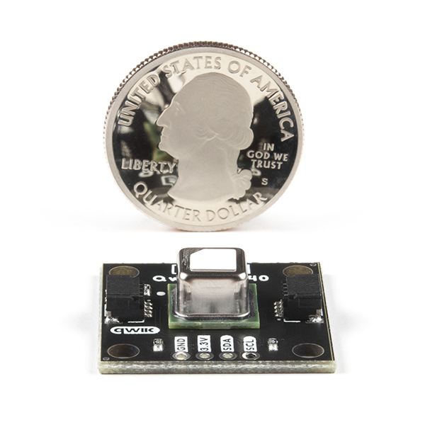 CO₂ Humidity and Temperature Sensor - SCD40 (Qwiic)