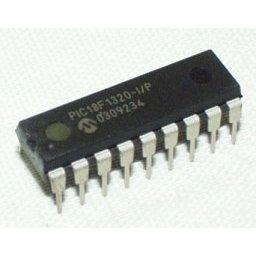 PIC 18 Pin 40MHz 4K 7A/D - 18F1320