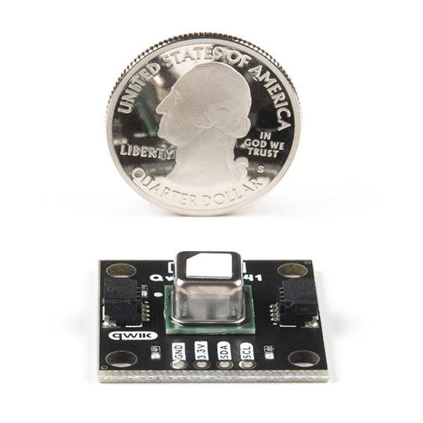 CO₂ Humidity and Temperature Sensor - SCD41 (Qwiic)