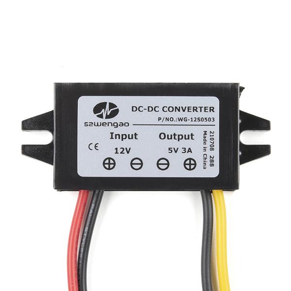 Buck Converter - 8-20V to 5V/3A