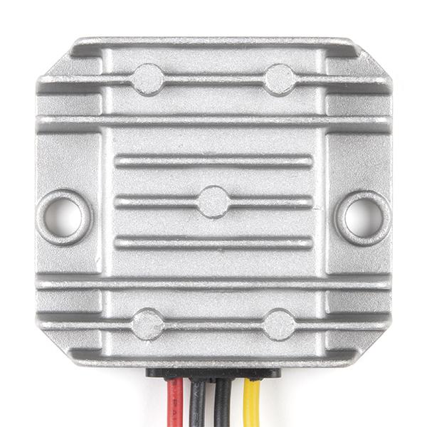 Buck/Boost Converter - 8-40V to 12V/3A