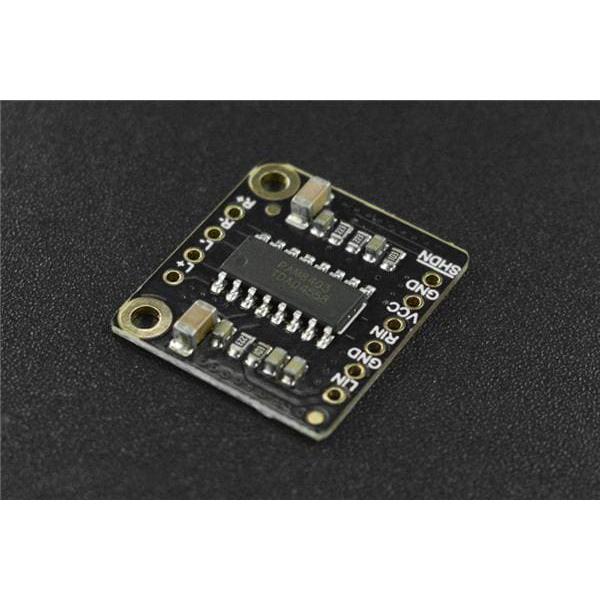 DFRobot DFR0119-O Mini Audio Stereo Amplifier