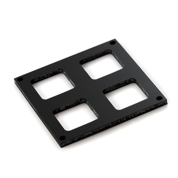 Button Pad 2x2 - Bezel