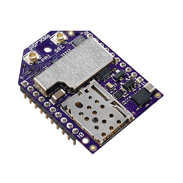 XBee3 Cellular LTE-M/NB-IoT w/ AT&T SIM