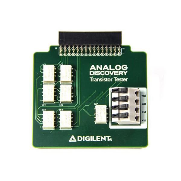 Digilent Curve Tracer Transistor Tester Adapter Module