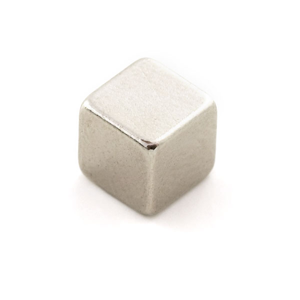 """Magnet Square - 0.125"""""""