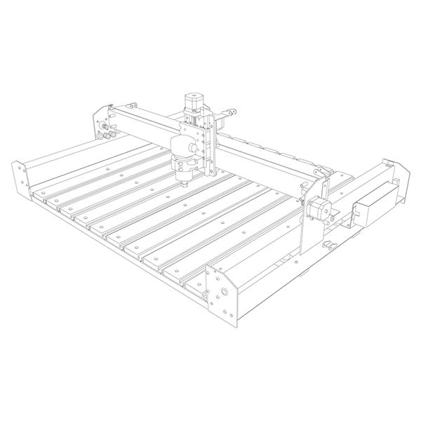 Shapeoko 4 XL - Hybrid Table, No Router