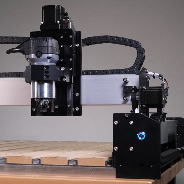 Shapeoko 4 XL - Hybrid Table, with Router