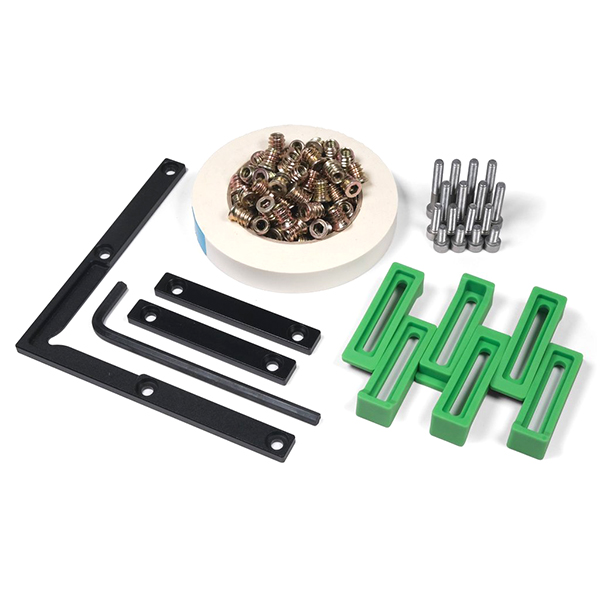 Shapeoko Essentials Workholding Kit