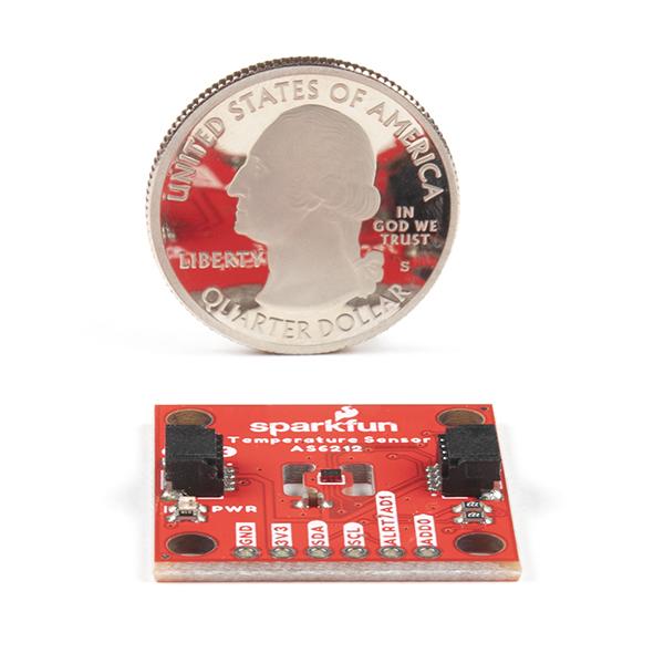 SparkFun Digital Temperature Sensor Breakout - AS6212 (Qwiic)