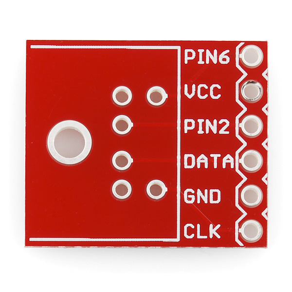 MiniDIN 6-Pin Connector Breakout