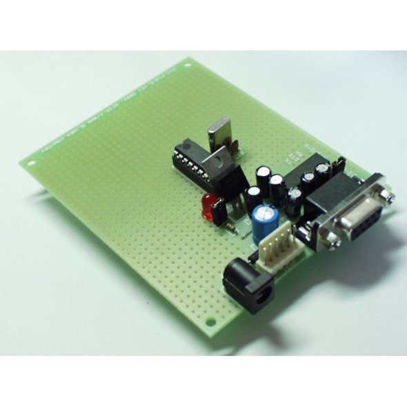 18 Pin PIC Development Board