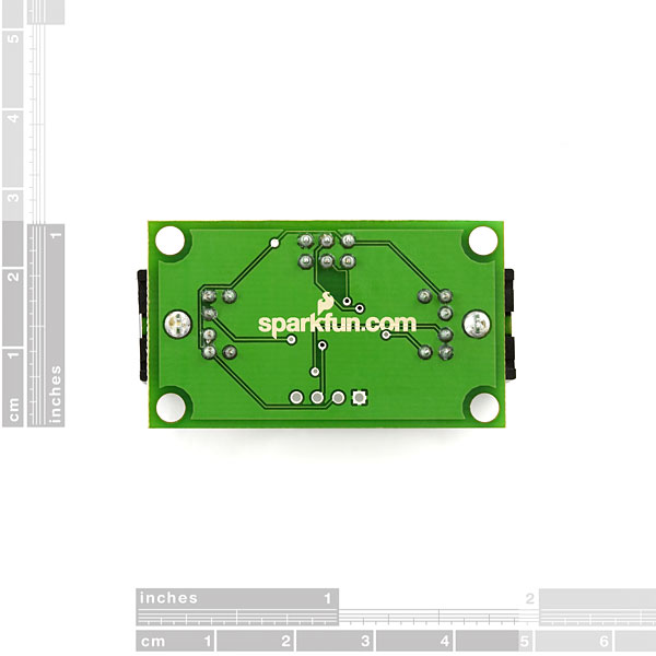 SparkFun Key Counter - PS2