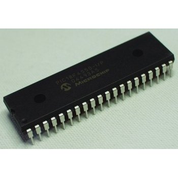 PIC 40 Pin 48MHz 16K 13A/D USB - 18F4550