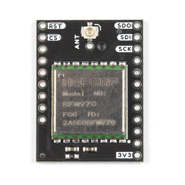 RFM97C Mini Shield LoRa - 100mW