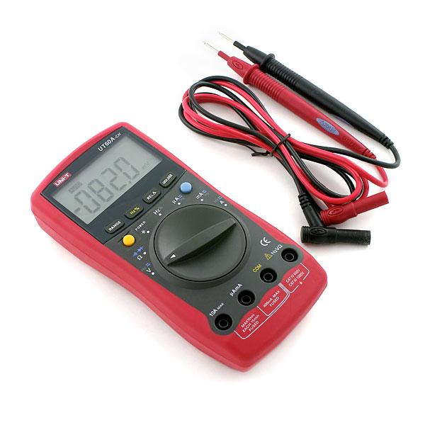 Digital Multimeter - Auto-Ranging