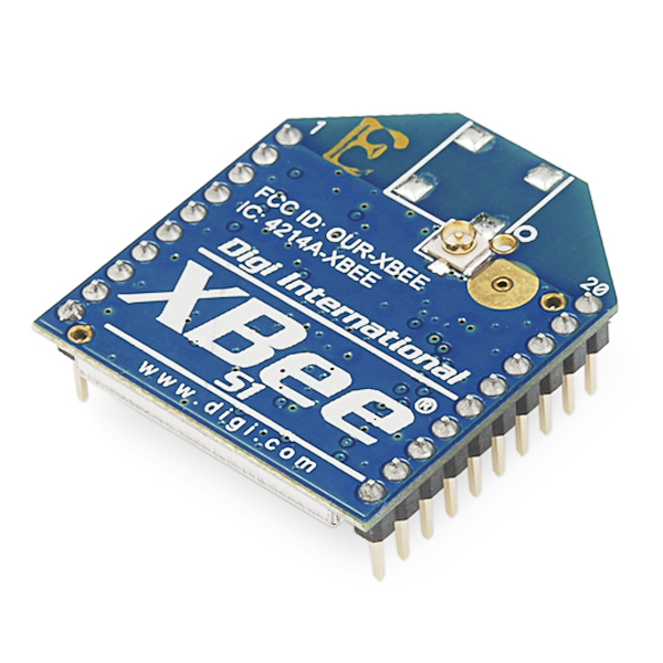 XBee 1mW U.FL Connection - Series 1 (802.15.4)