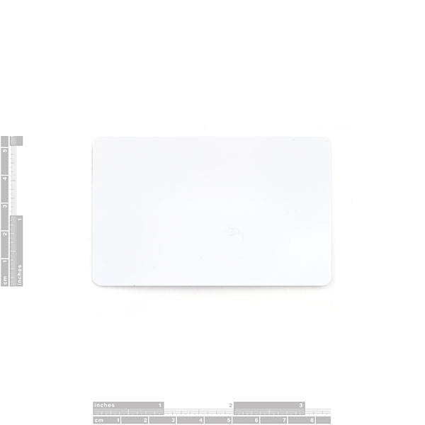 Magnetic Card Blank - Low Coercivity