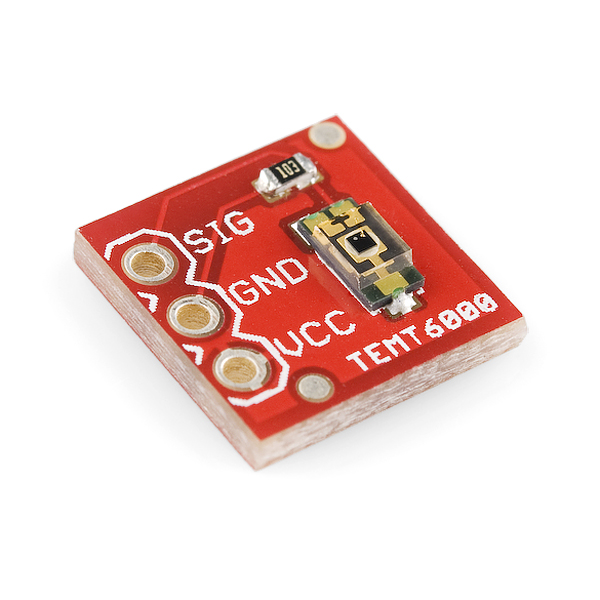 Wonderful SparkFun Ambient Light Sensor Breakout   TEMT6000 Good Looking