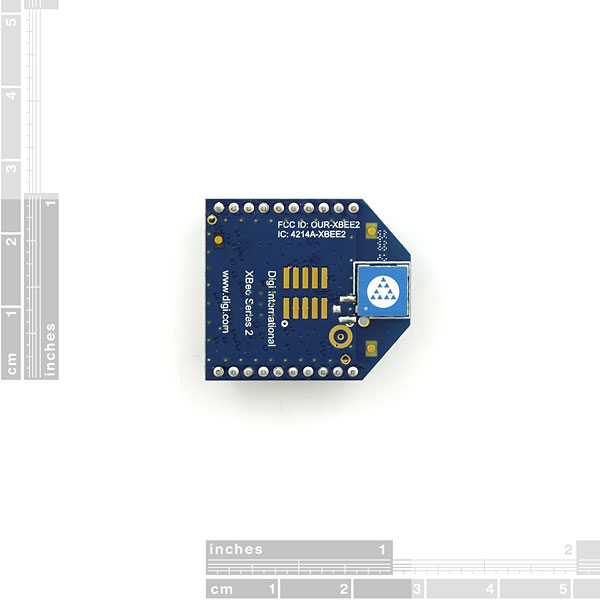 XBee 2mW Series 2.5 Chip Antenna