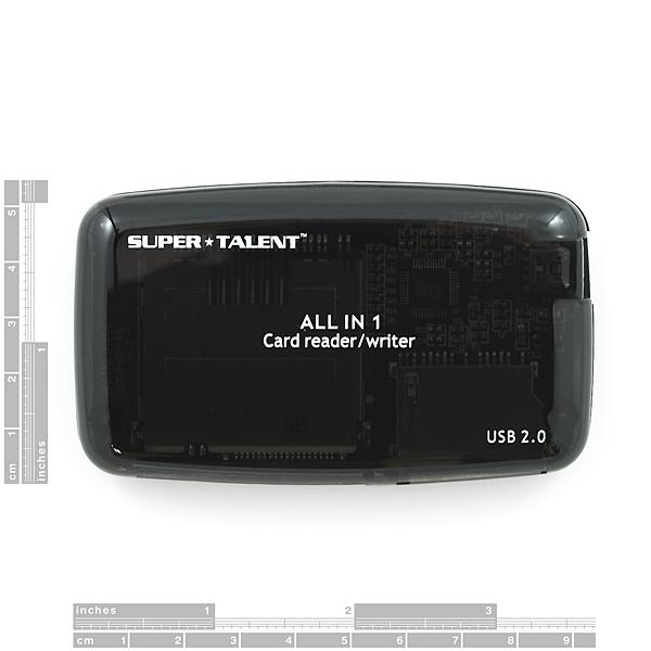 Card Reader - SD/microSD/MMC/XD