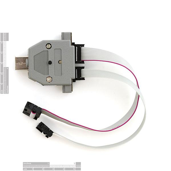 Mobile STK500 Compatible USB Programmer