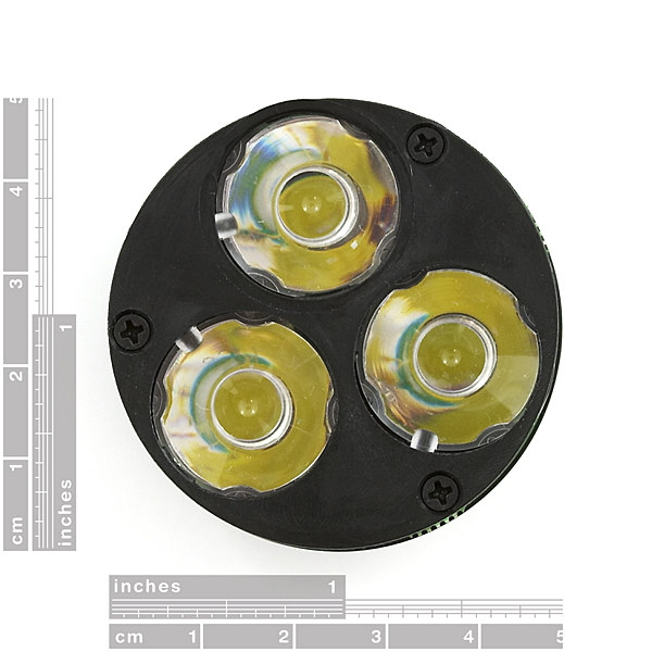 TerraLUX TLE-300M 600 Lumen LED