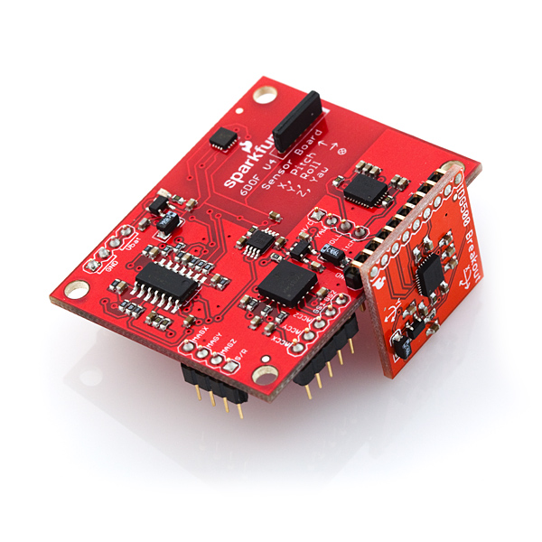 IMU 6DOF v4 Sensor Board