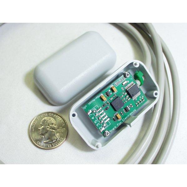 Serial Accelerometer Tri-Axis - Enclosed