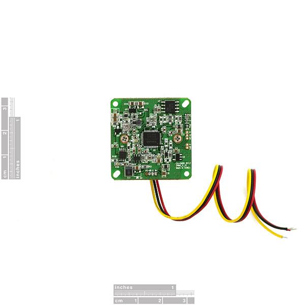CMOS Camera Module - 640x480 - SEN-08739 - SparkFun ElectronicsSparkFun Electronics