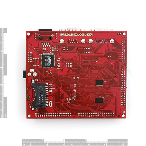 Prototyping Board for LPC2294 (8MB)
