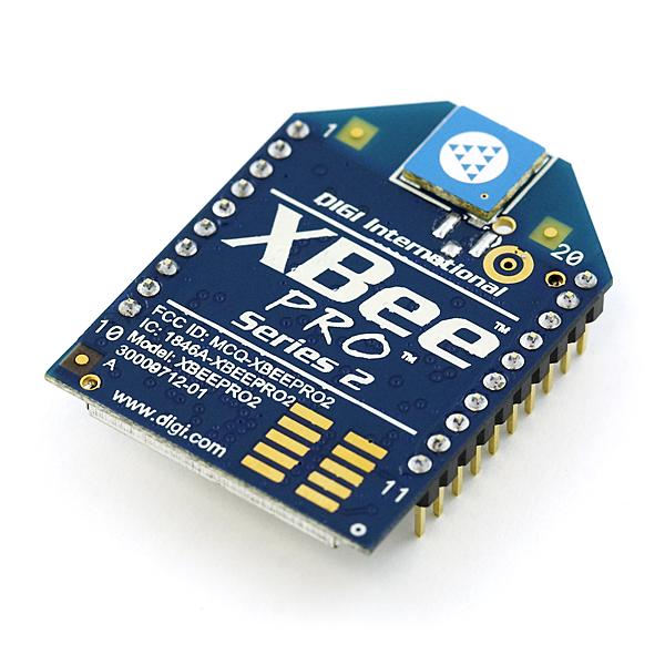XBee Pro 50mW Series 2.5 Chip Antenna