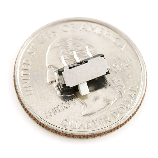 Surface Mount Right Angle Switch