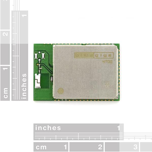 Bluetooth SMD Module - Bluegiga