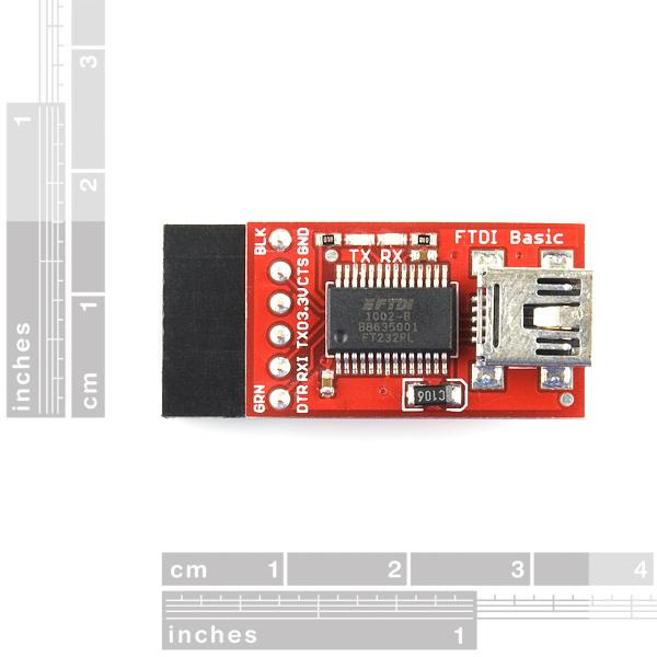 FTDI Basic Breakout - 3.3V