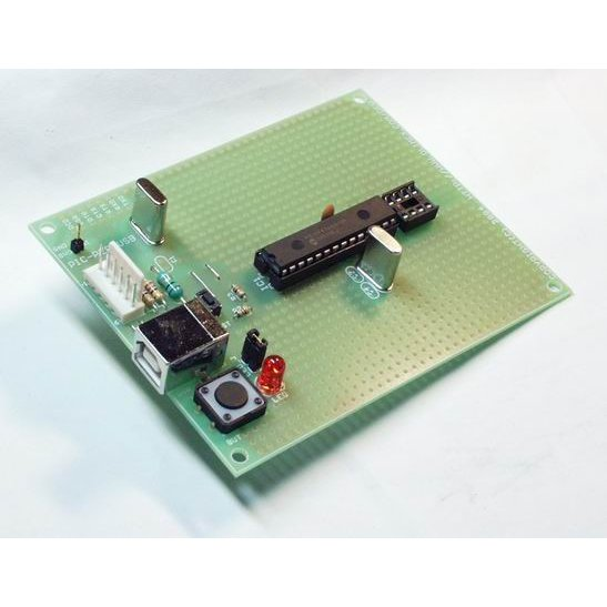 28 Pin PIC Development Board with USB