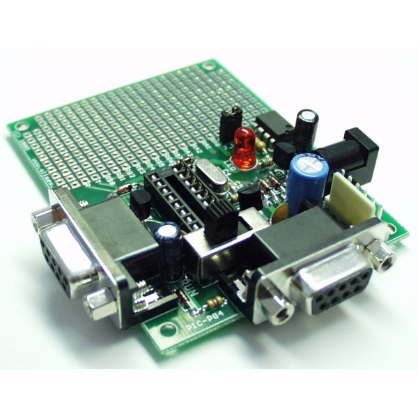 Development Board with Onboard Programmer