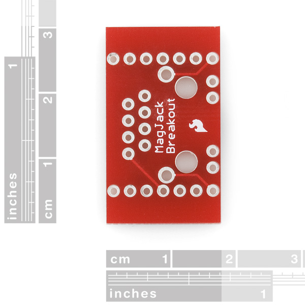 RJ45 Ethernet MagJack Breakout