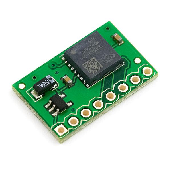 Triple Axis Accelerometer Breakout - SCA3000