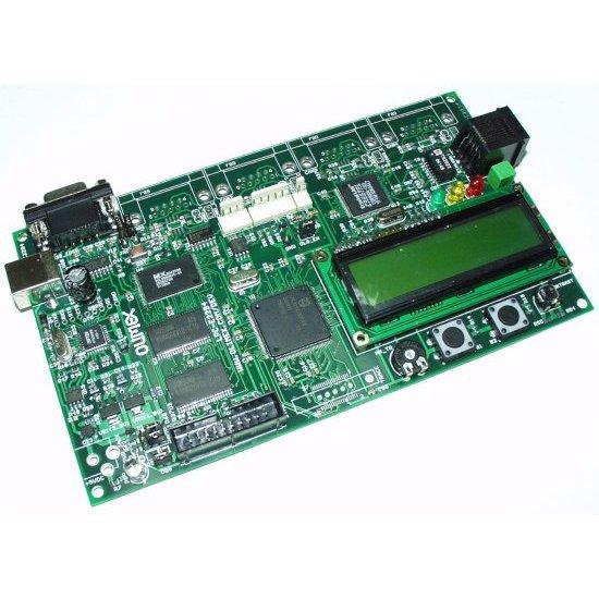 Development Platform for LPC2214