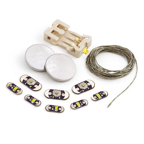 LilyPad E-Sewing Kit