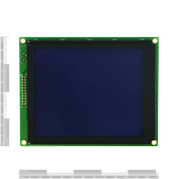 Graphic LCD 160x128 Huge
