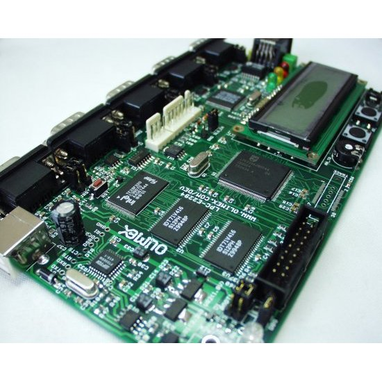Development Platform for LPC2294