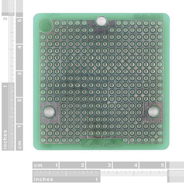"""ProtoBoard - Square 2"""""""