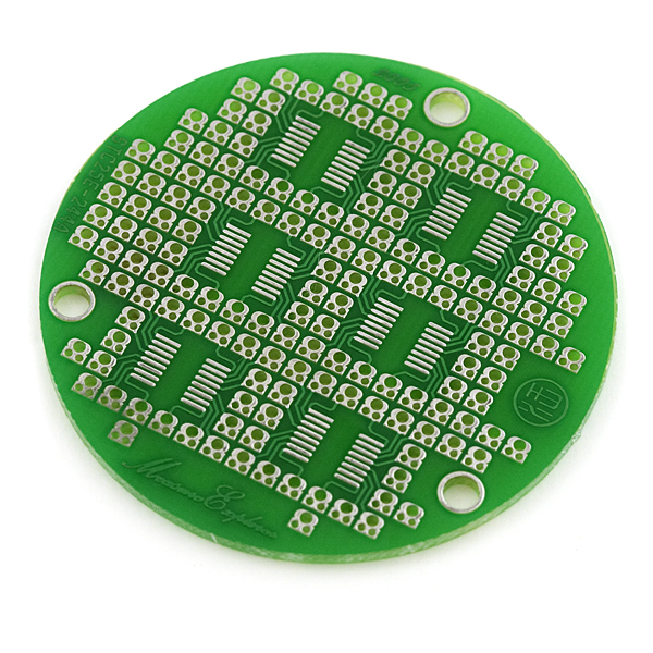 "ProtoBoard - Round 2"" SMD Single Sided"