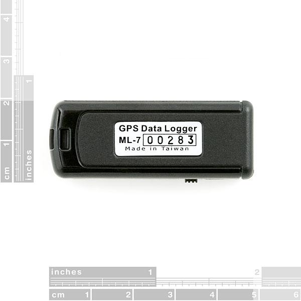 Sanav ML-7 GPS Logger
