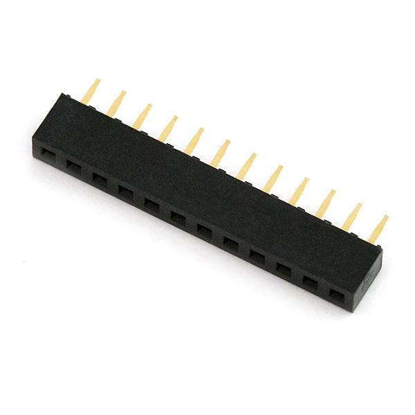 2mm 12pin Lantronix Socket