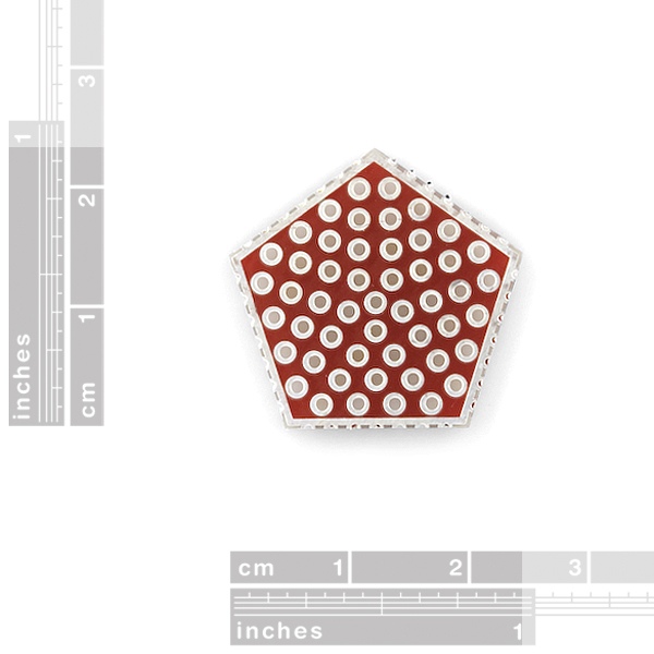 ProtoBoard - Penta-shape