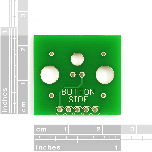 ScreenKey Breakout Board