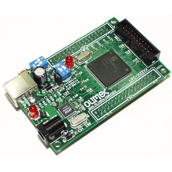 Header Board for LPC2294
